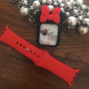 Watch Band & Face Cover
